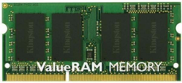Оперативная память SO-DIMM 4 Гб DDR3 1600 МГц Kingston ValueRAM (KVR16S11S8/4) PC-12800