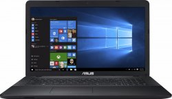 Ноутбук Asus X751NV-TY001T (90NB0EB1-M00330) Black