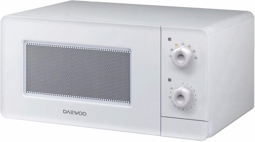 Микроволновая печь соло Daewoo Electronics KOR 5A37W