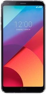Смартфон LG G6 H870DS 4/64Gb (LGH870DS.ACISBK) черный