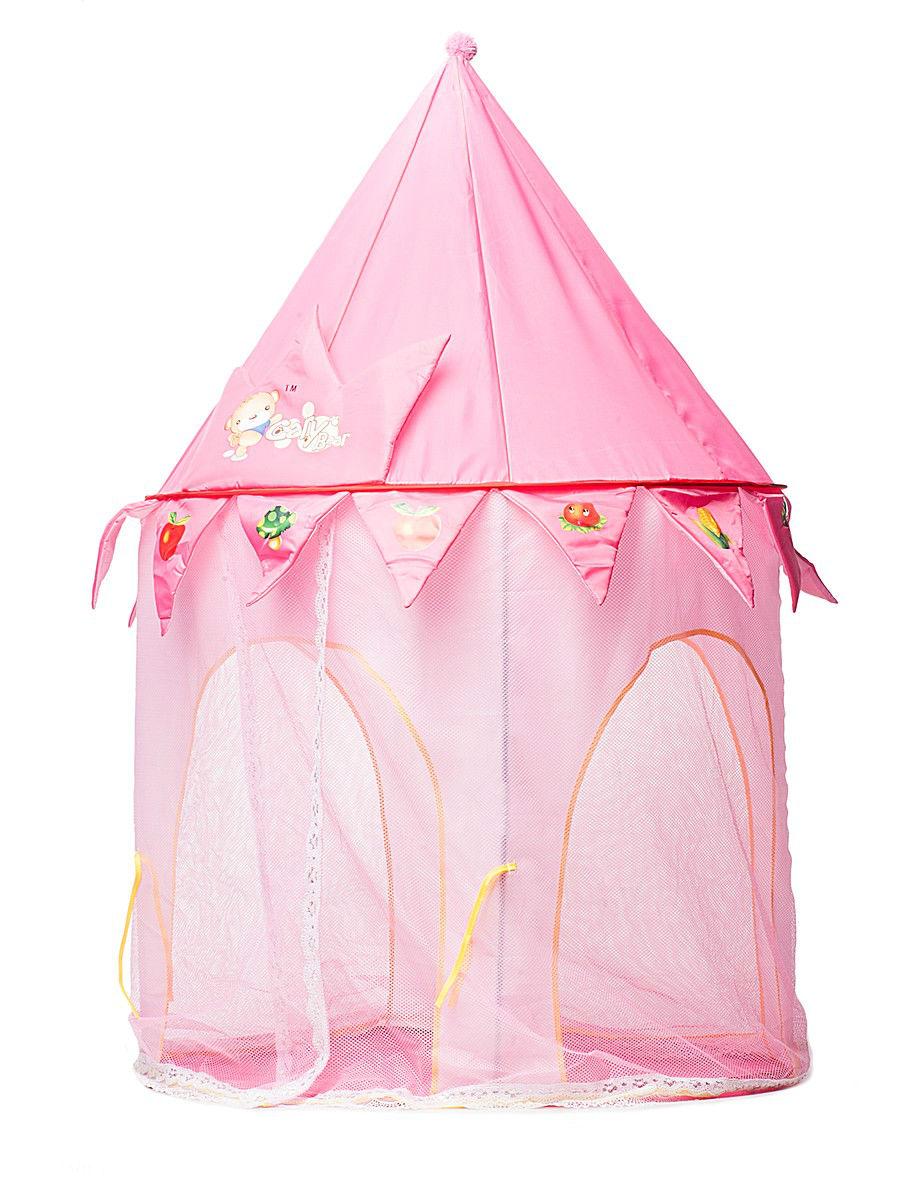 Купить НАША ИГРУШКА Палатка игровая Сказочная, сумочка [889-54B], Shantou, Китай, Детские игровые домики и палатки