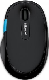 Беспроводная мышь Microsoft Sculpt Comfort Mouse Bluetooth Black (H3S-00002)