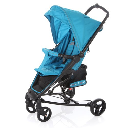 Купить BABY CARE Коляска прогулочная Baby Care Rimini Blue , синий, пластик, Металл, Текстиль, Детские коляски