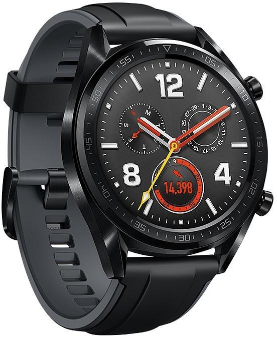 Купить Смарт-часы Huawei Watch GT черный, умные часы, Черный, Китай