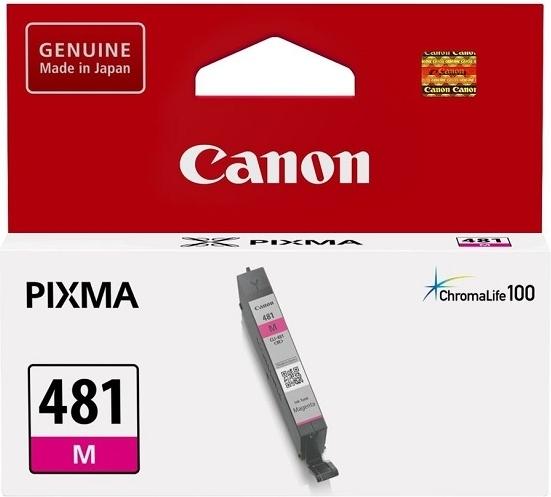Струйный картридж Canon CLI-481M Magenta (2099C001) фото