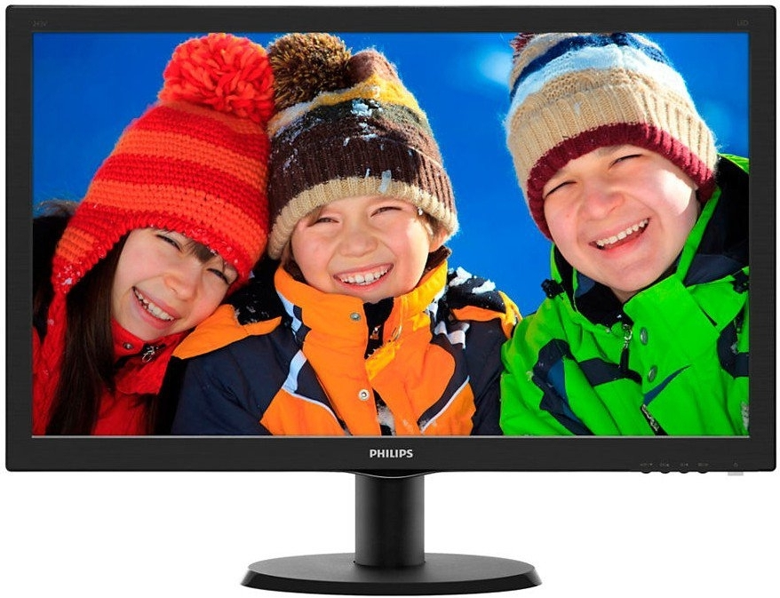Купить Монитор Philips 24 243V5LSB/10(62), Черный, Китай