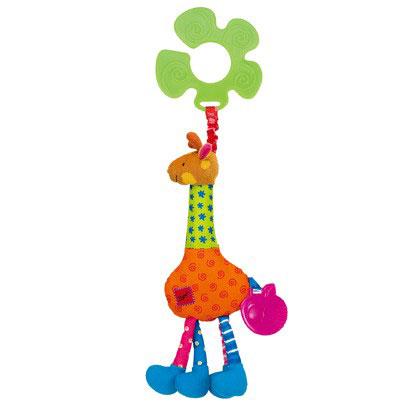 Купить 12348094, K'S KIDS Жираф Игорь подвеска [KA408], Подвески для малышей