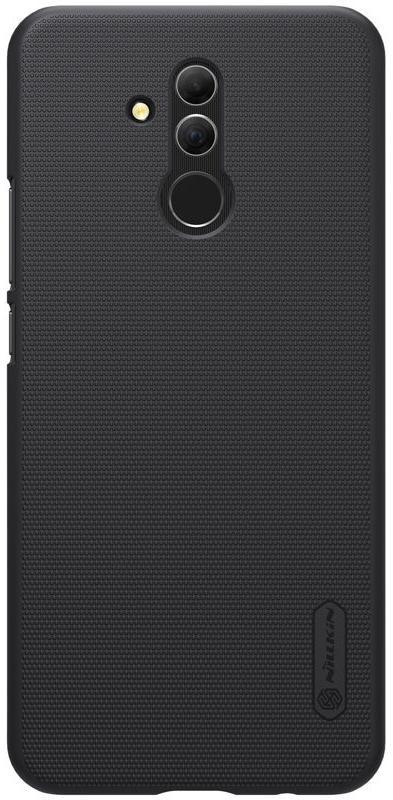 Чехол Nillkin Super Frosted Shield T-N-HM20L-002 для Huawei Mate 20 Lite черный, Черный  - купить со скидкой