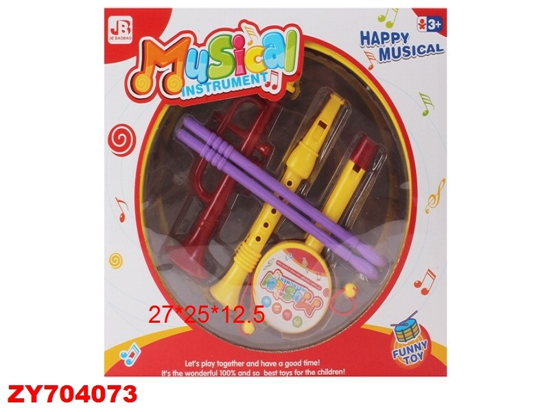 Купить SHANTOU Набор Музыкальные инструменты [ZY704073], пластик, Детские музыкальные инструменты