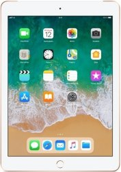 Планшет Apple iPad (2018) Wi-Fi + Cellular 32GB (MRM02RU/A) Gold