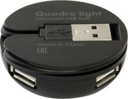 Хаб USB Defender Quadro Light 83201
