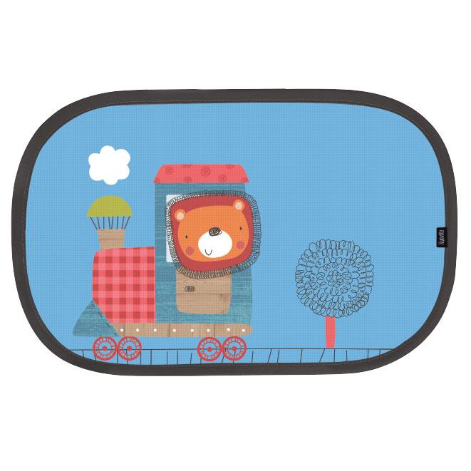 Купить NUOVITA Солнцезащитные шторки Tenda LionFox, 2 штуки в наборе, Китай, Аксессуары для колясок и автокресел