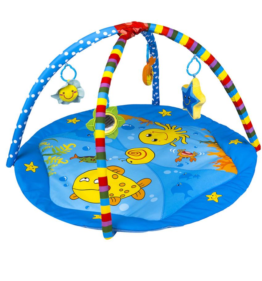 Купить BALIO Коврик детский, развивающий [PВ-05], 100% полиэстер, Развивающие коврики для малышей