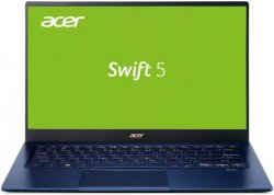 Ноутбук Acer Swift 5 SF514-54GT-76PK (NX.HHZER.001) синий