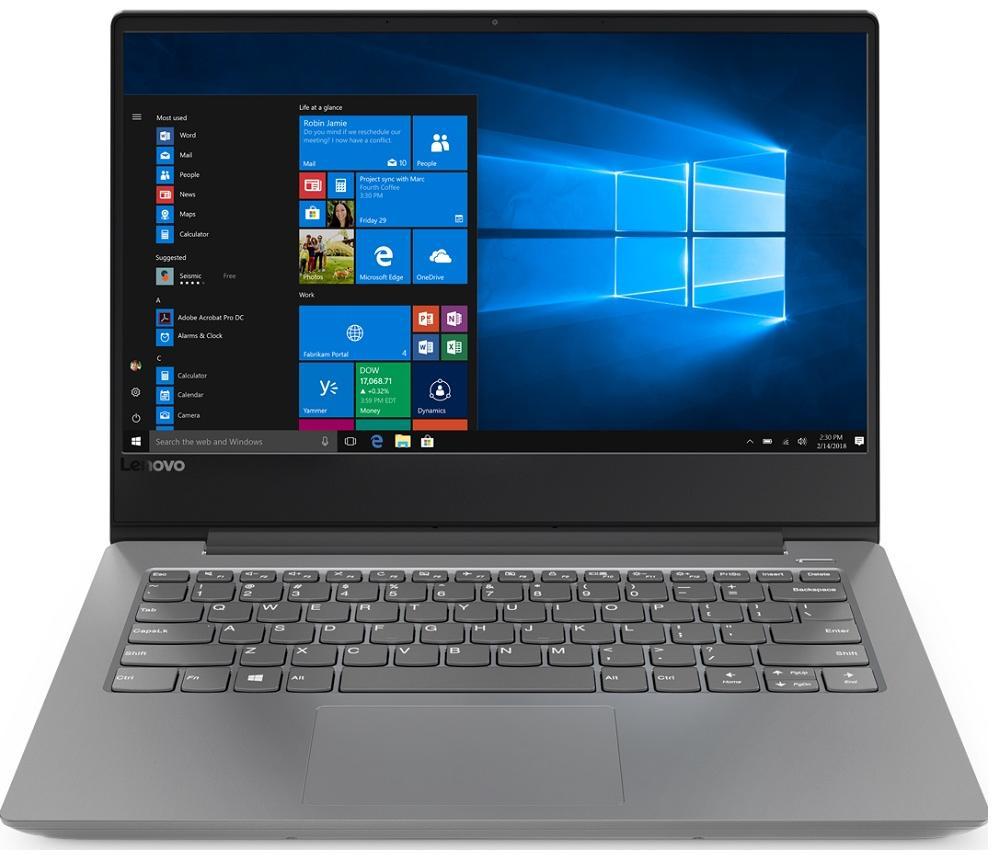 Ноутбук Lenovo IdeaPad 330S-14AST (81F80036RU) Grey