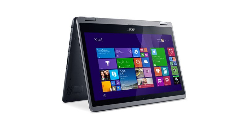 Ноутбук ACER Aspire R3-471TG-555B NX.MP5ER.004