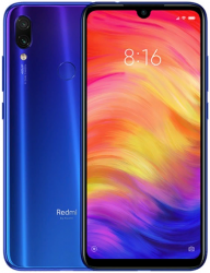 Смартфон Xiaomi Redmi 7 Note синий