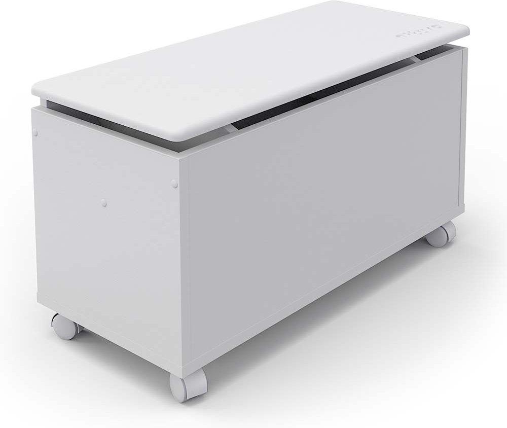 PITUSO Ящик универсальный Buggy, Белый, Принадлежности для хранения игрушек  - купить со скидкой