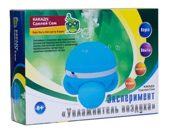 Купить KAKADU Набор сделай сам Эксперимент. Увлажнитель воздуха [ELEK-D035], Детские наборы для исследований