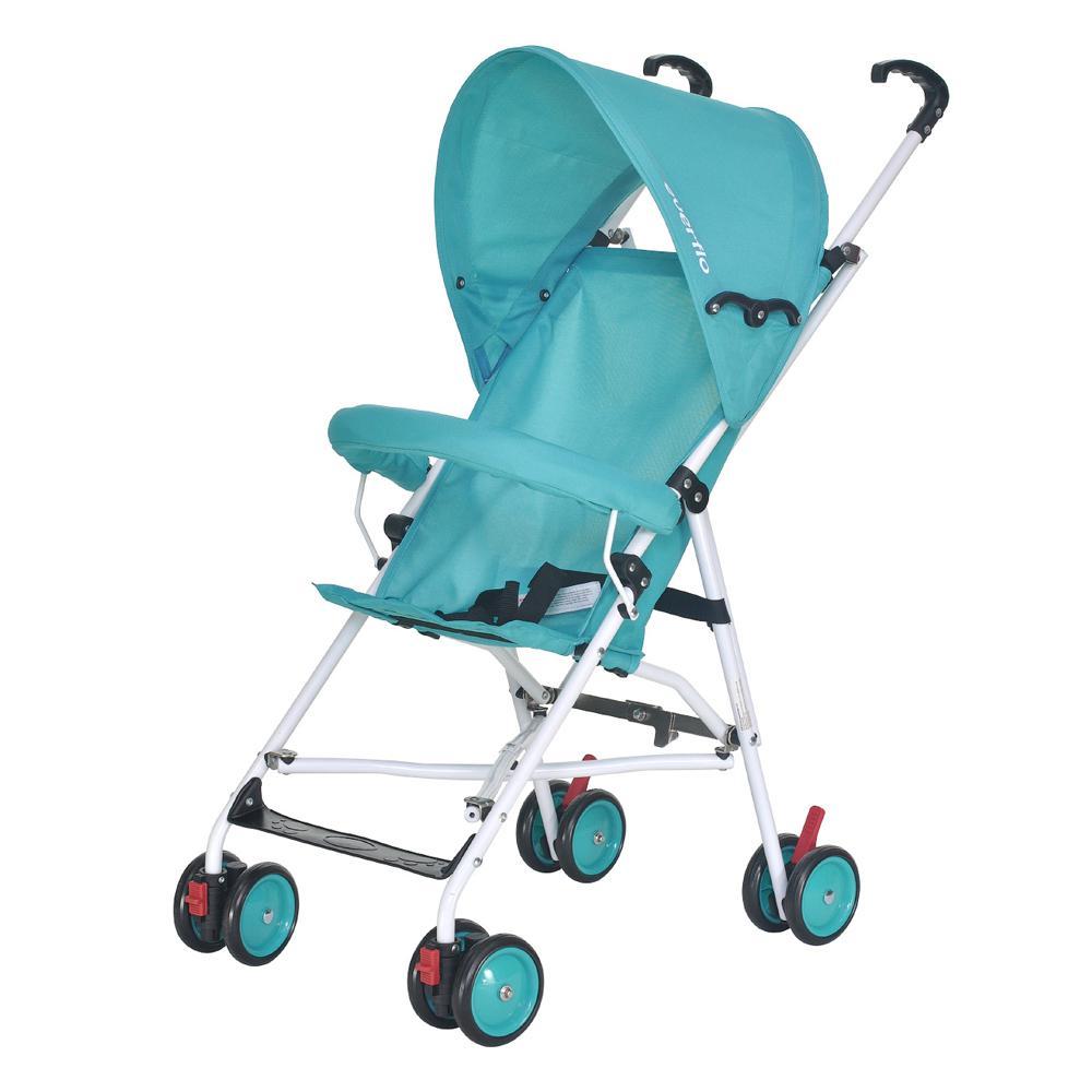 Купить УТ000001431, EVERFLO Коляска трость Simple E-100 Blue [E-100 Simple], Детские коляски