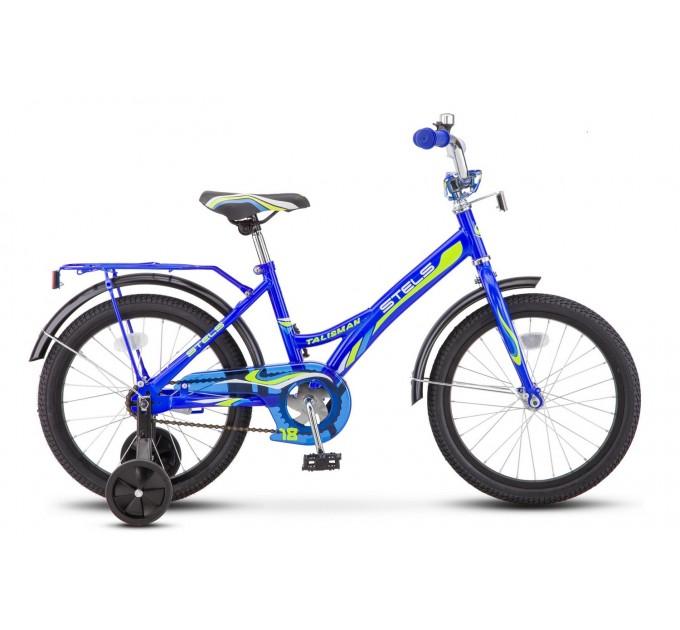 Купить Talisman 14 Z010, Детский велосипед STELS Talisman 14 Z010 синий, Синий, Россия, Велосипеды