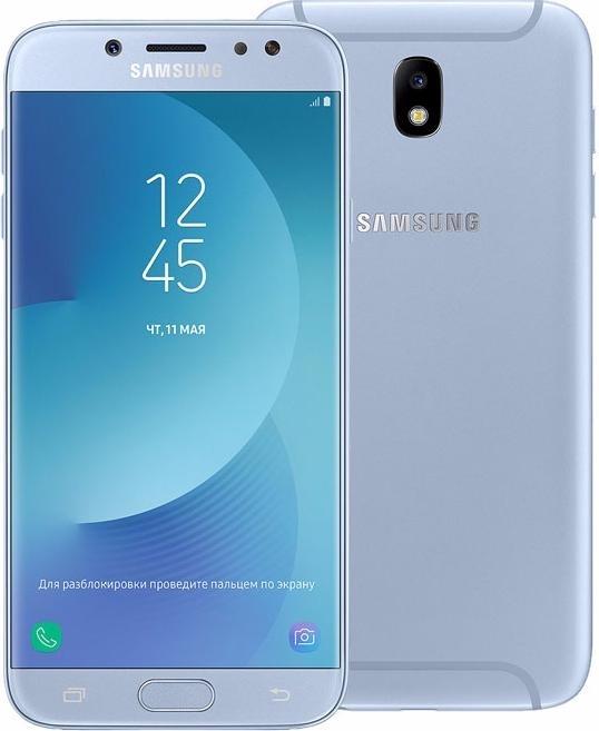 Смартфон Samsung Galaxy J7 (2017) (SM-J730FM) Blue