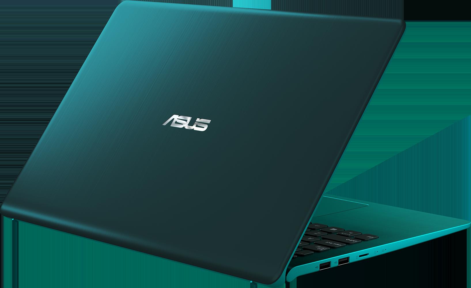 Ноутбук Asus VivoBook S15 S530FN-BQ347T (90NB0K41-M05730) зеленый