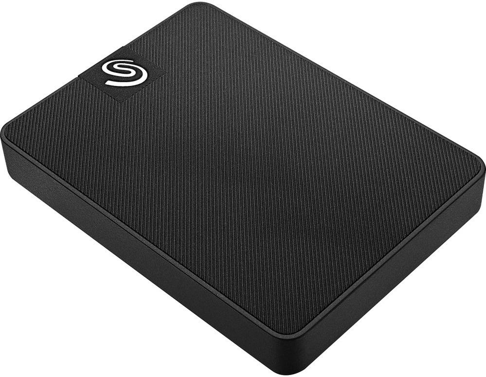Внешний накопитель SSD 1 Тб Seagate Expansion (STJD1000400) Micro USB Type-B, черный фото