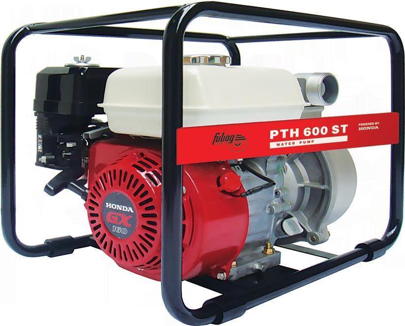 Картинка - Мотопомпа бензиновая Fubag PTH 600 ST