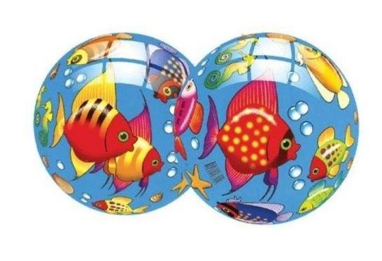 Купить DEMA-STIL Мяч Мир моря 23 см [DS-PP 040], ПВХ, Детские мячи и прыгуны