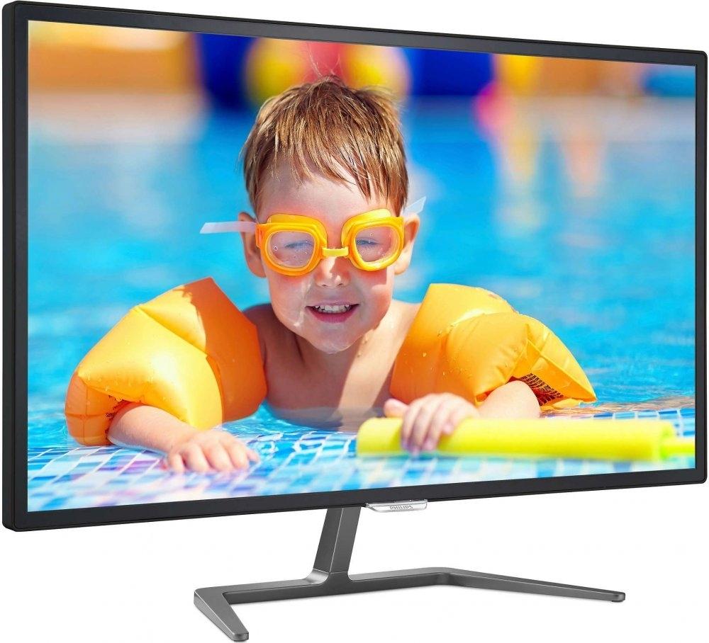 Купить Монитор Philips 32 323E7QDAB, Черный, Китай