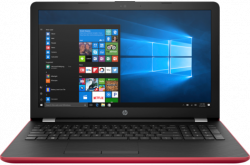 Ноутбук HP 15-bs016ur (1ZJ82EA) Red