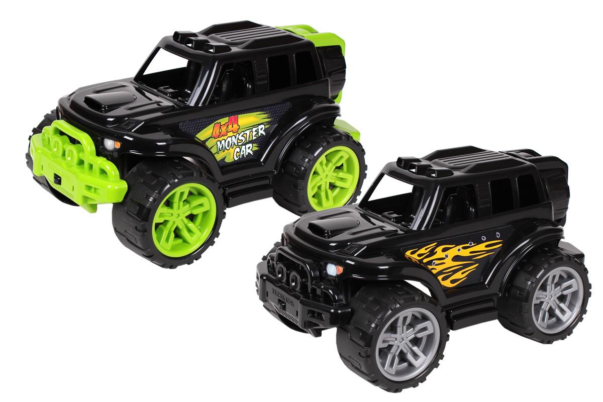 Купить ТЕХНОК Внедорожник Monster Car [T4623], Технок, пластик, Игрушечные машинки и техника