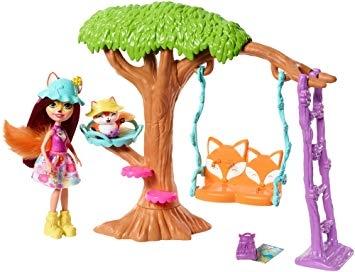 Купить Enchantimals Сюжетные игровые наборы [FRH44], Mattel, Игровые наборы и фигурки для детей