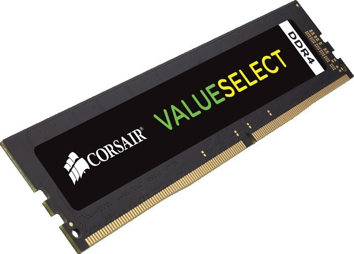 Оперативная память DIMM 16 Гб DDR4 2133 МГц Corsair ValueSelect (CMV16GX4M1A2133C15) PC-17000 фото