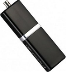 USB Flash накопитель   16Gb Silicon Power LuxMini 710 (SP016GBUF2710V1K)
