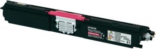 Купить Тонер-картридж Epson 0555 Magenta (C13S050555), Magenta (Пурпурный), Китай