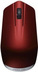 Мышь ASUS WT450 Cordless 2.4GHZ OPTICAL/Red 1200 dpi