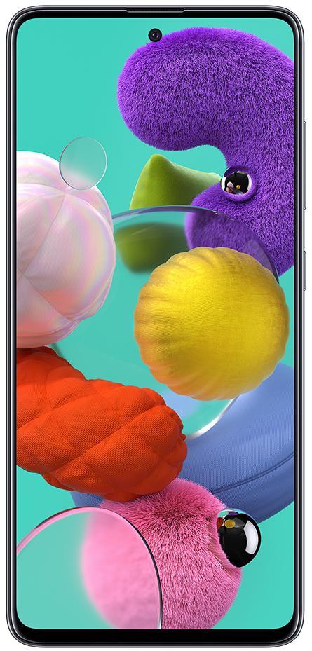 Смартфон Samsung Galaxy A51 4/64Gb (SM-A515FZKMSER) черный фото
