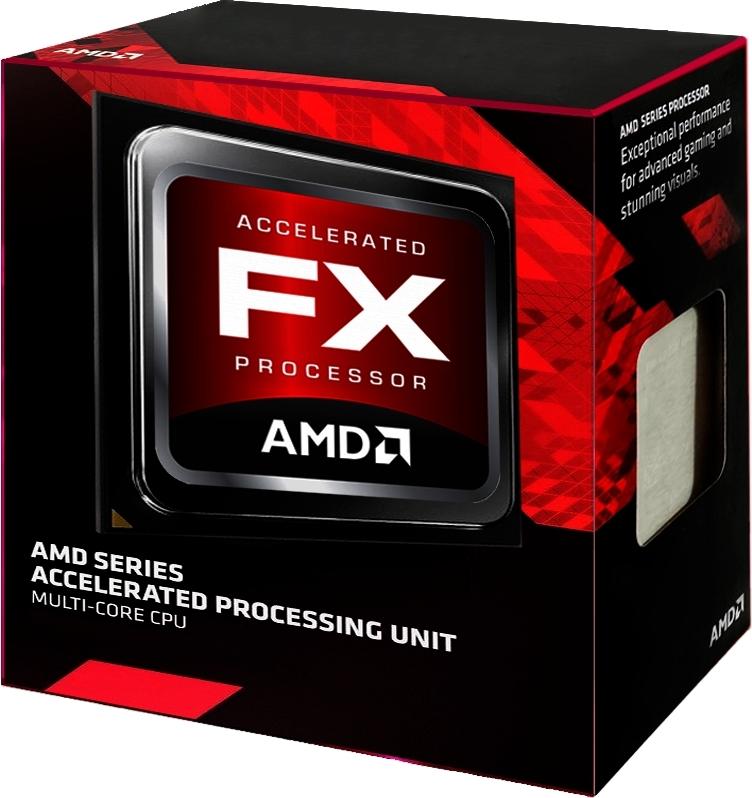 Купить Процессор AMD FX-Series FX-8350 BOX, Процессор для ПК, Китай