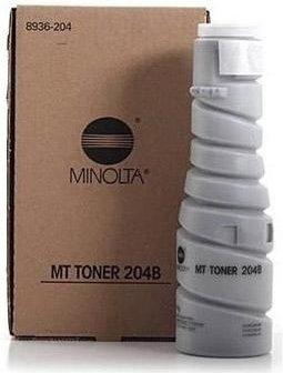 Купить Тонер-картридж Konica-Minolta MT204B Black 8936204), Black (Черный), Китай
