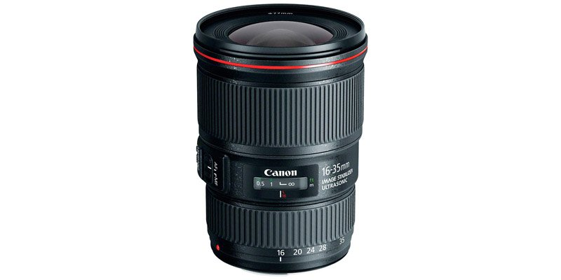 Объектив Canon EF 16-35mm f/4L IS USM 9518B005