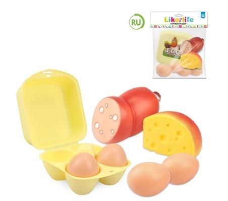 Купить S+S TOYS Игровой набор Продукты [200193565], Игрушечная еда и посуда