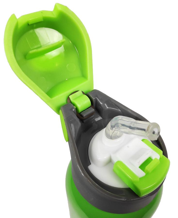 Картинка - Термобутылка Campinger (8207-B-021) 0.35 л, зеленая