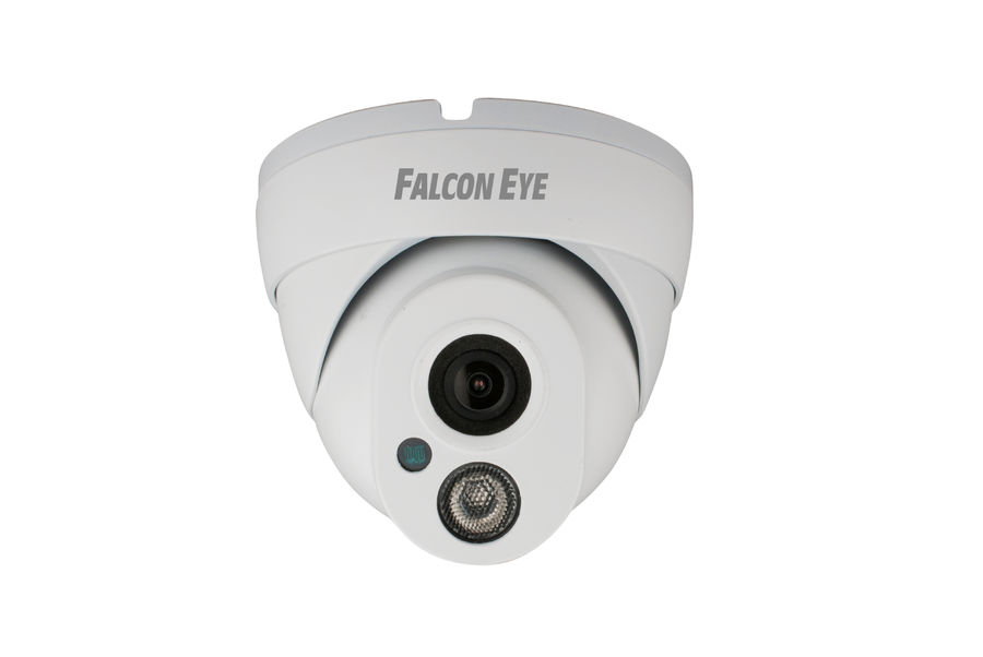 Видеокамера IP Falcon Eye FE-IPC-DL200P 3.6-3.6мм цветная