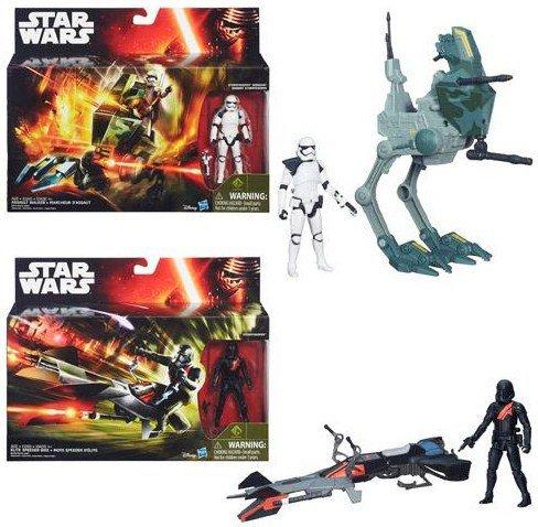 Купить HASBRO Космический корабль Звездных войн с фигуркой (Класс I) [B3716], Игровые наборы и фигурки для детей