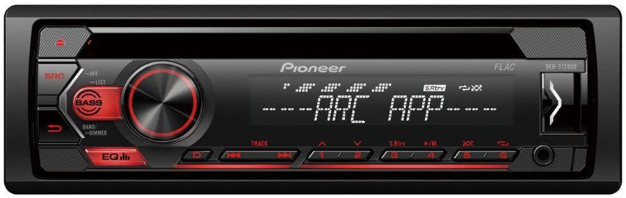 Автомагнитола Pioneer DEH-S120UB фото