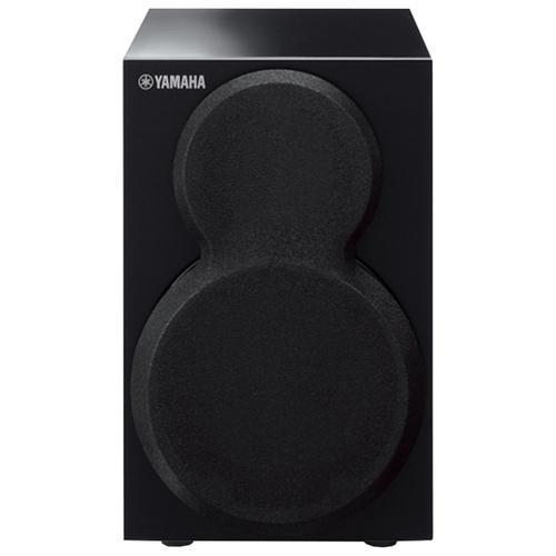 Купить Полочная акустическая система Yamaha NS-BP111 black, фазоинверторного типа, полочная, пассивная, Черный, Китай