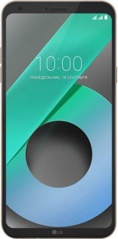 Смартфон LG Q6 M700AN 32Gb (LGM700AN.ACISKG) золотой