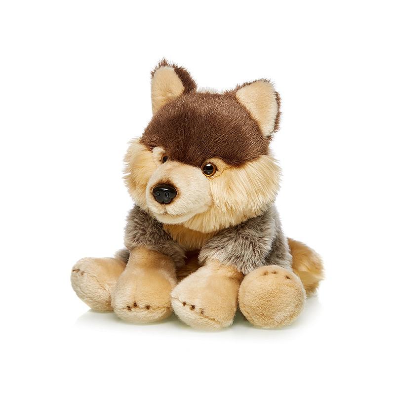 Купить Мягкая игрушка MAXILIFE MT-TSC091424-30 Овчарка, мех искусственный, полиэтиленовые гранулы, трикотажное волокно, полое полиэфирное волокно, фурнитура из пластмассы., Для мальчиков и девочек, Индонезия, Мягкие игрушки